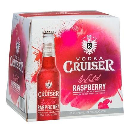 CRUISER RASBERRY - 12pk btls CRUISER RASBERRY 12pk btls