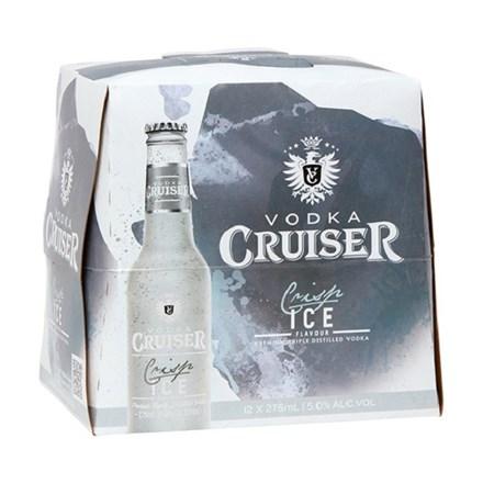 CRUISER ICE - 12pk btls CRUISER ICE 12pk btls
